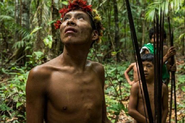 Suku Awa di Amazon