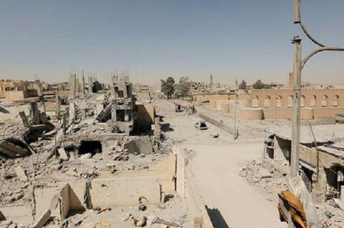 Lebih dari 1.000 jenazah ditemukan kuburan ISIS di Suriah