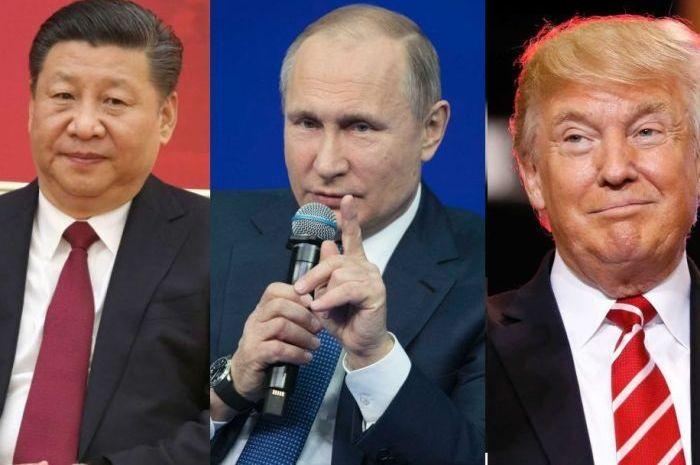 Tiga negara dengan kekuatan militer besar