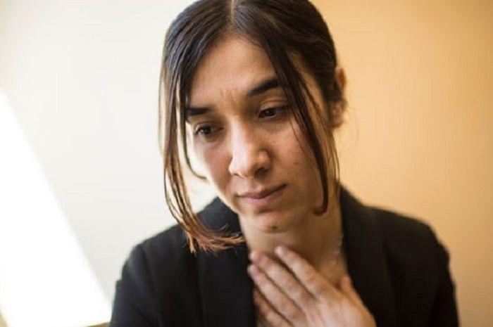 Nadia Murad, mantan budak seks ISIS