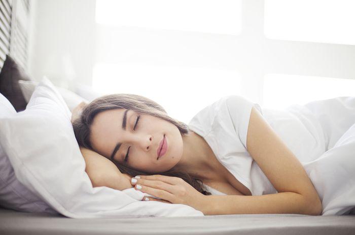 tidur cukup mampu menurunkan berat badan