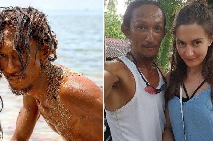 Manusia gua Thailand dan turis Rusia