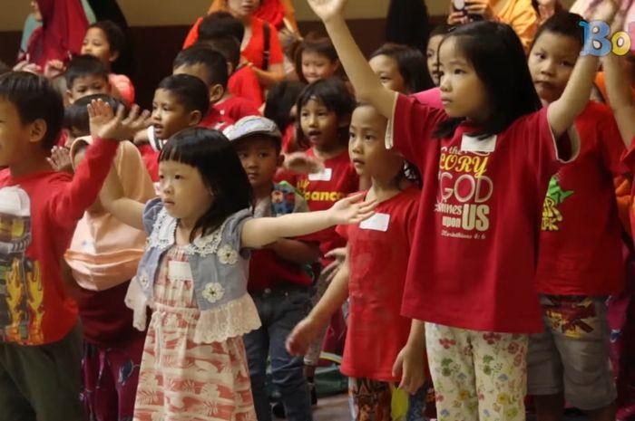 Homeschooling Tangerang Selatan di Rumah Bobo.