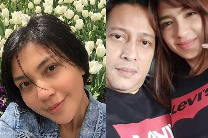 Mantan suami Lucy Rachmawaty berpacaran dengan Angel Karamoy