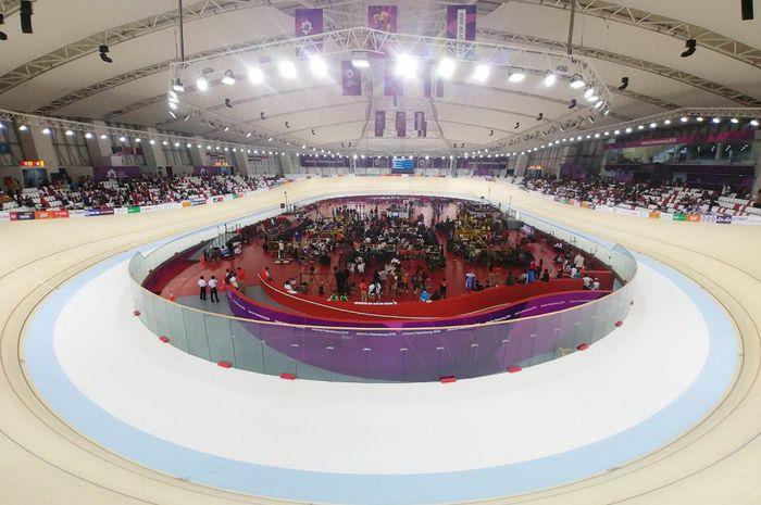 Arena Balap Sepeda Jakarta Internasional Velodrome, Rawamangun