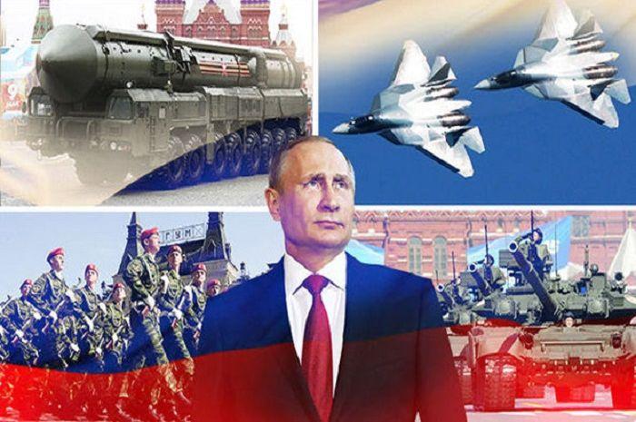 Senjata terkuat Rusia telah diekspor ke banyak berbagai negara