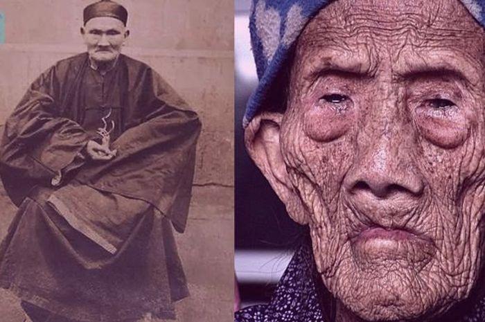 Rahasia Li Ching Yuen, pria asal Tiongkok yang mengaku telah hidup selama 256 tahun.