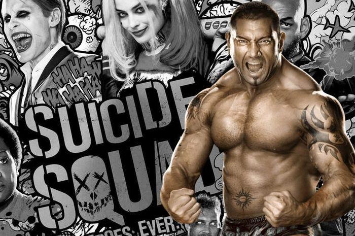 Dave Bautista Pengen Gabung Film Suicide Squad 2 Bikinan James Gunn