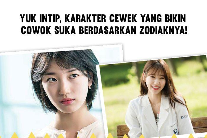 Yuk Intip, Karakter Cewek yang Bikin Cowok Suka Berdasarkan Zodiaknya!