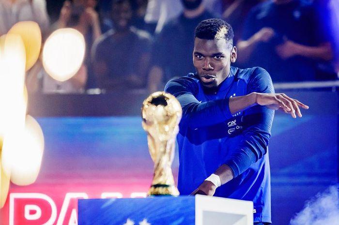 Paul Pogba masuk nominasi peraih Ballon d'Or