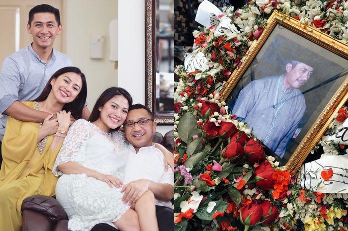 Ayah mertua Giring dan Kenang Mirdad meninggal dunia