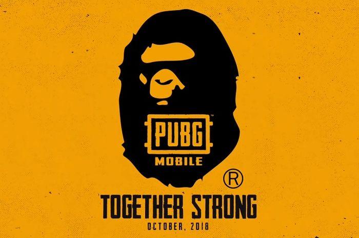 BAPE x PUBG Mobile