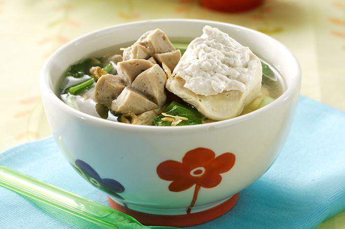 Sup Tahu Bakso