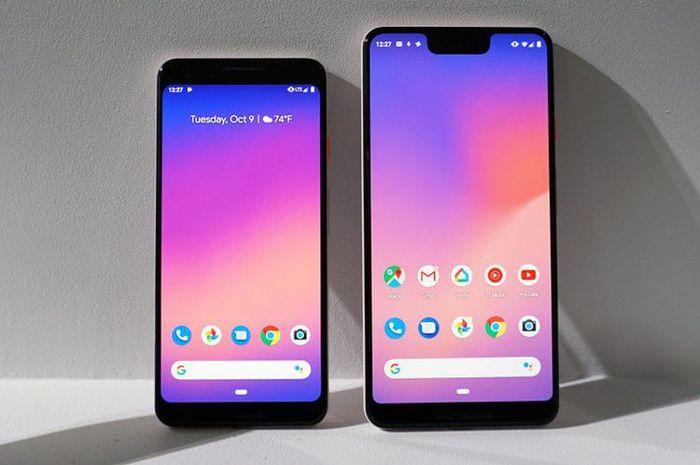 Google Pixel 3 dan Pixel 3 XL