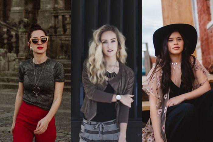 Tips Memilih Kalung yang Sesuai dengan Model Baju yang Kamu Pakai