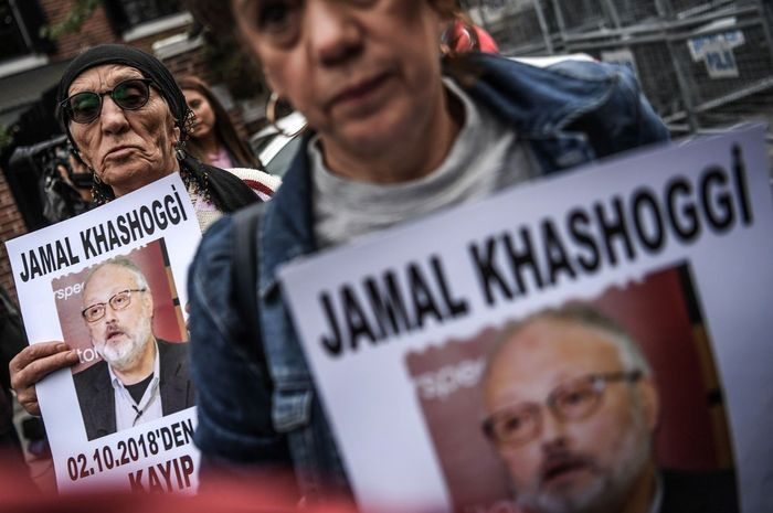 Jamal Khashoggi diduga dibunuh oleh Death Squad
