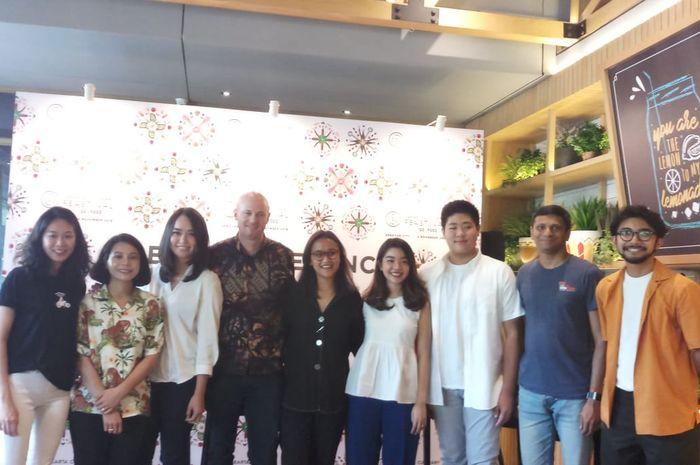 Konferensi Pers Jakarta Culinary Feastival 2018
