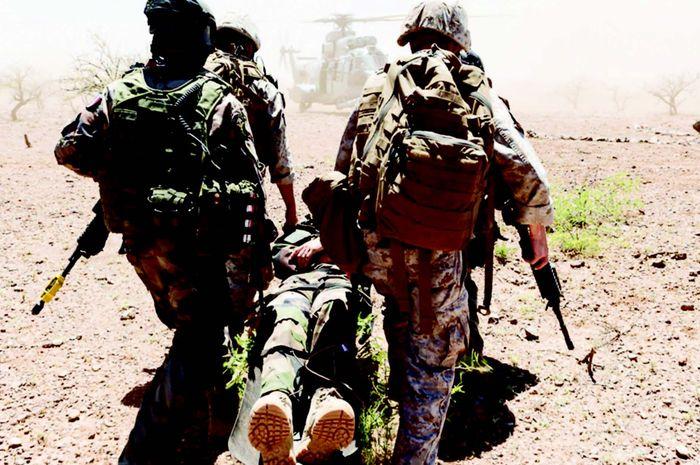 "Untuk pertama kali, AU Perancis mengikuti latihan Personnel Recovery ""Angel Thunder di Lanud Davis M"