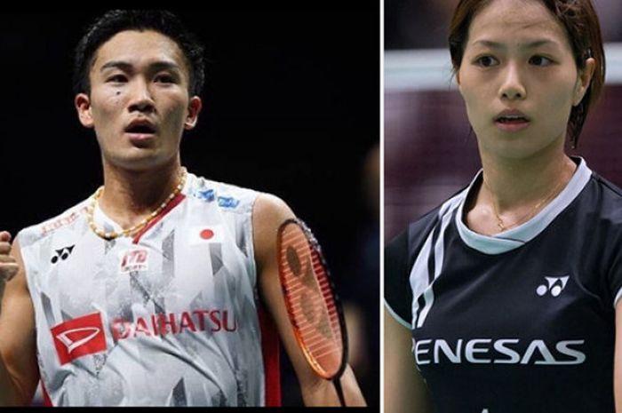 Dikabarkan Tidur dengan Pemain Badminton Putri, Ini Deretan Skandal Kento Momota