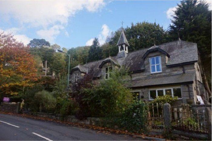 Rumah Harry Potter di Wales, Inggris
