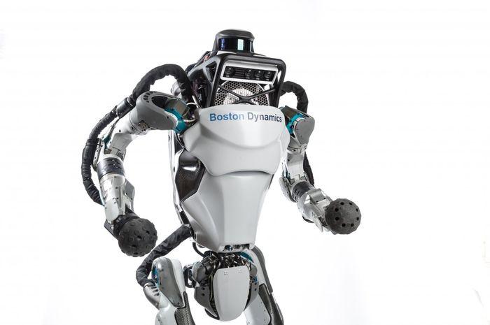 Atlas, robot yang seperti manusia