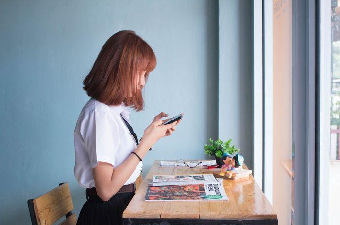 Media sosial bisa membuat stres hingga perasaan tertekan