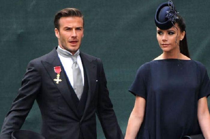 Dekat Dengan Keluarga Kerajaan, Kenapa Victoria dan David Beckham Tak Hadiri Royal Wedding?