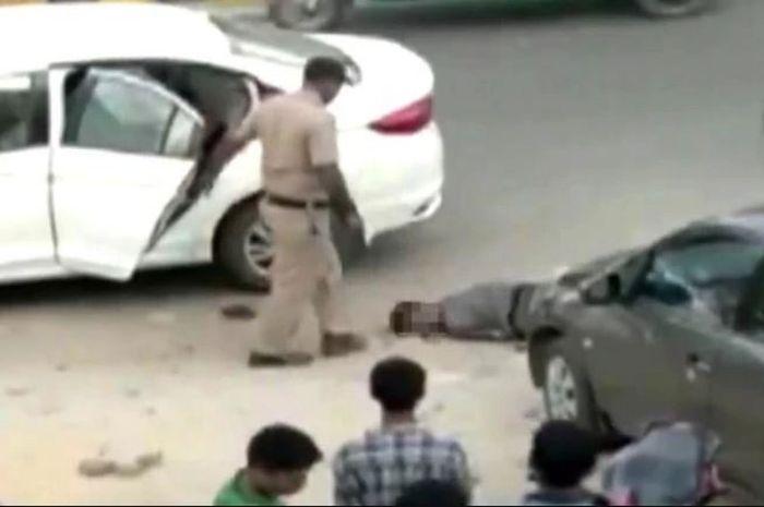Pengawal pribadi hakim sekaligus seorang polisi menembak anak dan istri sang hakim