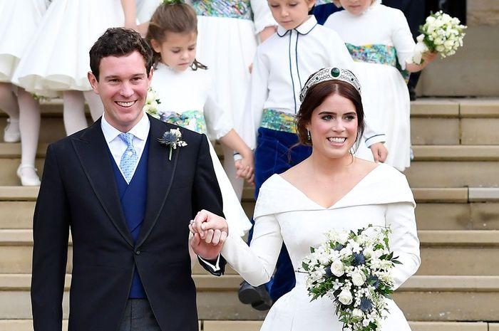 Yuk Intip Megahnya Kastil Windsor, Tempat Princess Eugenie Menikah