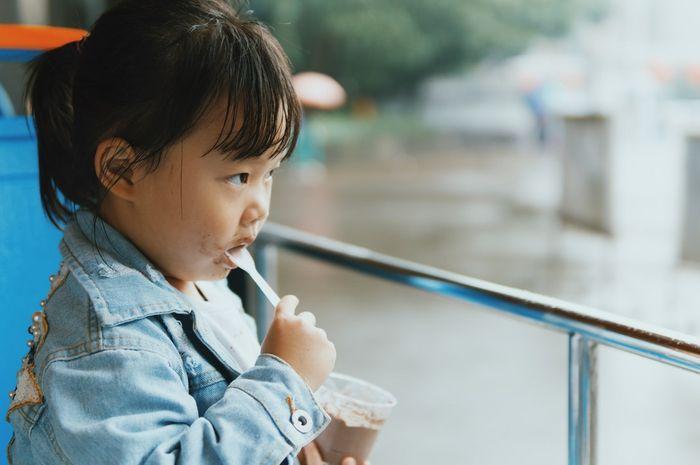 Cara hindari obesitas pada anak