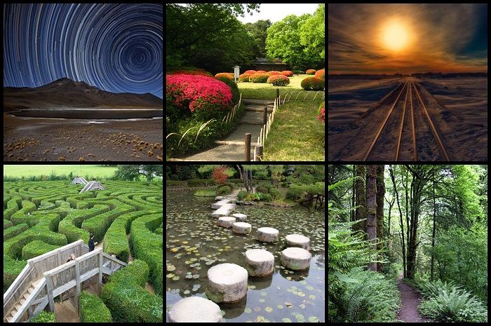 Tes kepribadian gambar jalan yang dipilih akan ungkap filosofi hidupmu
