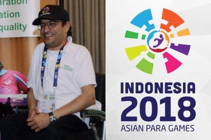 Presiden Asian Paralympic Committee: Asian Para Games 2018 di Indonesia Adalah yang Terbaik