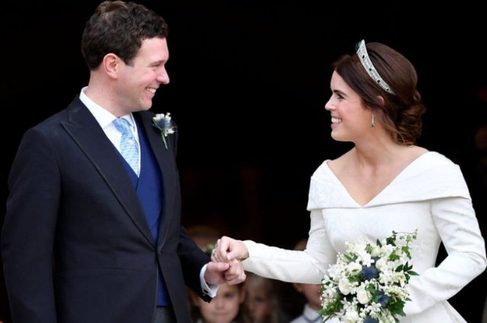 Pernkahan Princess Eugenie dengan Jack Brooksbank