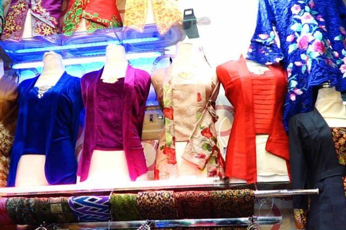 Belanja Kebaya Hijab Untuk Kondangan Di Pusat Belanja Hijab Thamrin