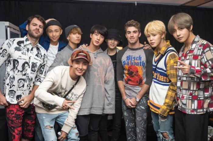 BTS - Chainsmoker