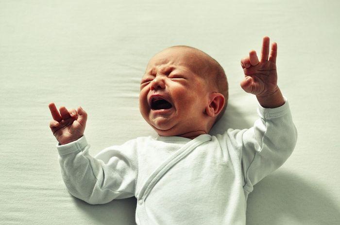 Penyakit bayi biru atau sindrom bayi biru sering terjadi pada bayi baru lahir