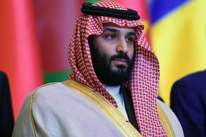 Putra Mahkota Arab Saudi, Mohammad bin Salman.