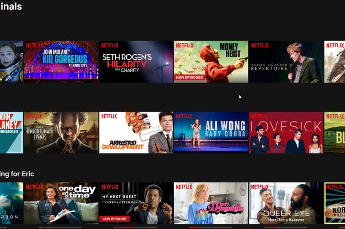 Kini Pelanggan IndiHome Sudah Bisa Nonton Netflix, Telkom