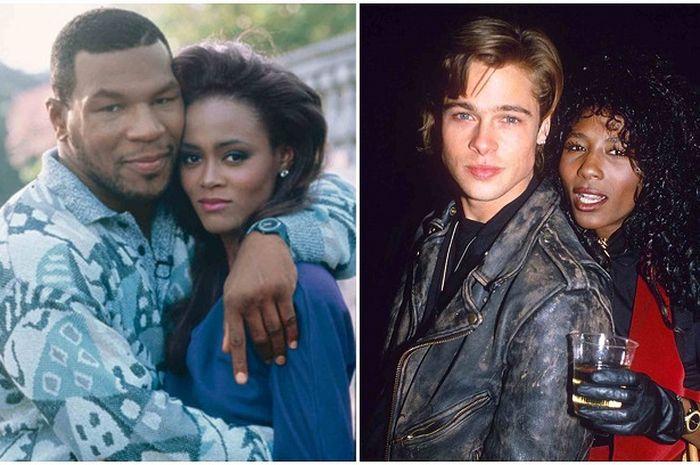 Mike Tyson marah besar saat memergoki mantan istrinya bersama Brad Pitt di tempat tidur