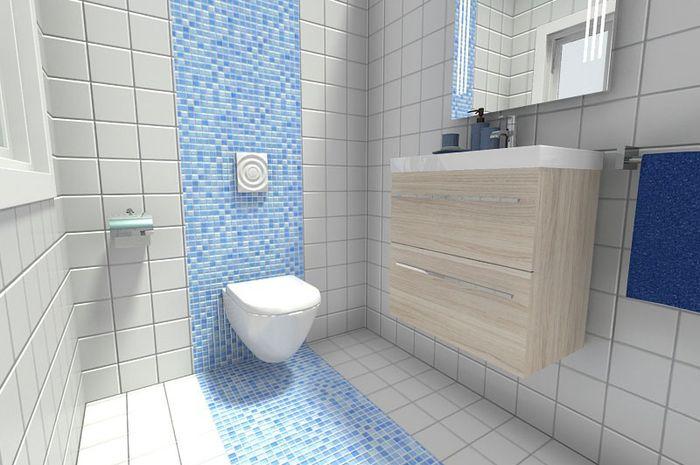 4 kebiasaan yang sering kita lakukan di kamar mandi.