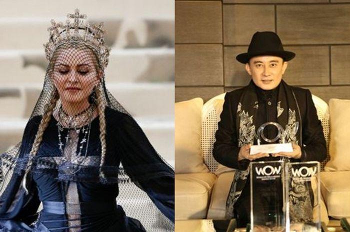 Rinaldy Yunardi Jadi Desainer Aksesori Indonesia Favorit Hollywood