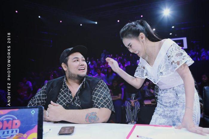 Ivan Gunawan dan Ayu Ting Ting (instagram.com/ivan_gunawan)