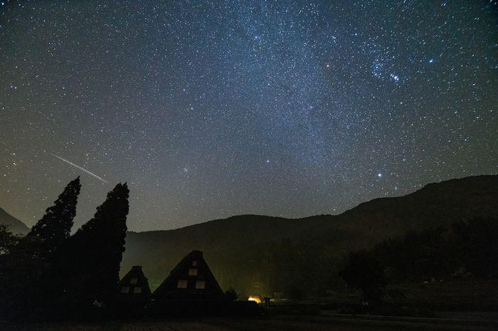 Hujan meteor Orionid