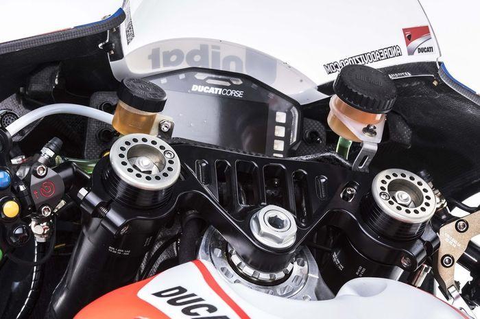 Ini dia spesifikasi minyak rem yang dipakai pembalap MotoGP