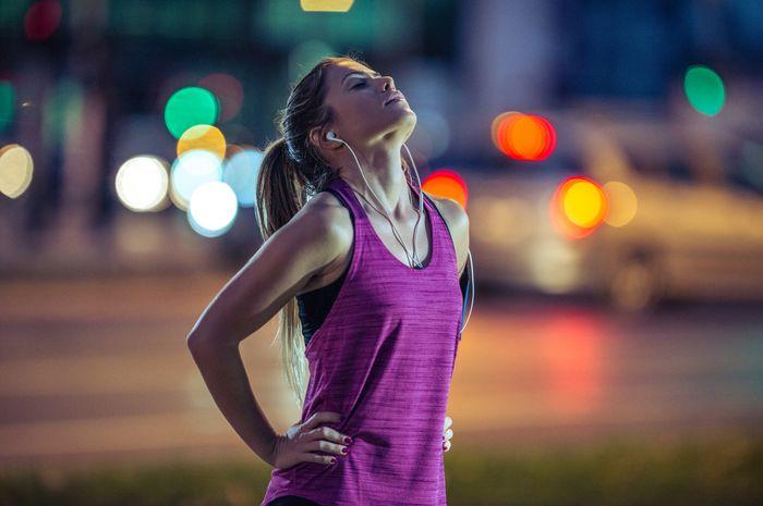 Ikuti 4 langkah ini agar tak malas berolahraga