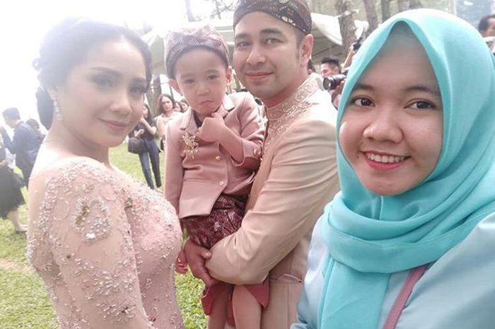 Pengasuh Rafathar Beberkan Sifat Asli Raffi Ahmad dan Nagita Slavina Kalau Jalan di Mall dan Restoran