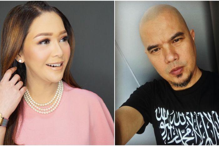 Maia Estianty dan Ahmad Dhani