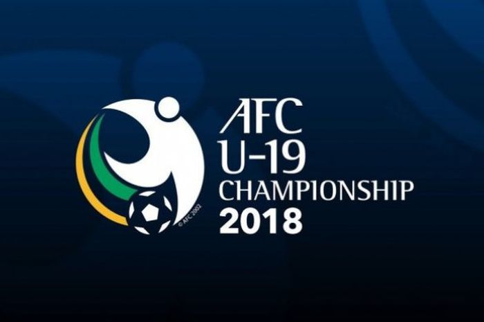 Logo Piala Asia U-19 2018