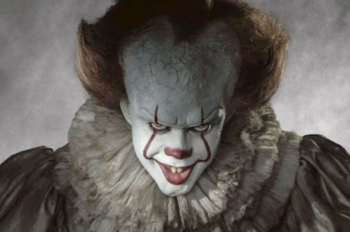 Pennywise clown 'It'