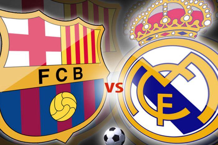 El Clasico, Barcelona vs Real Madrid, Minggu (28/10/2018) malam.
